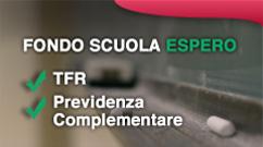 Fondo Scuola Espero