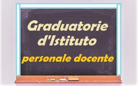 graduatorie d'istituto