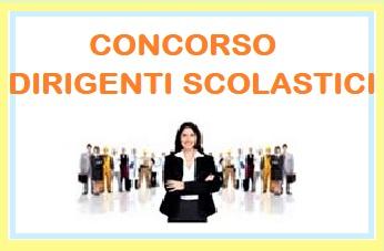 CONCORSO DIRIGENTI