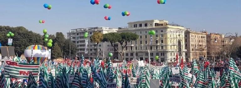 sciopero 2019